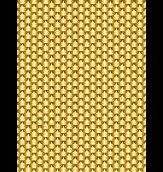 Brushed metal gold flake texture seamless vector image