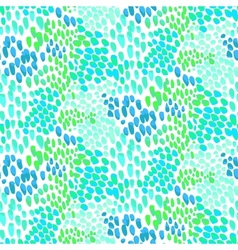 Animal pattern inspired by tropical fish skin vector image