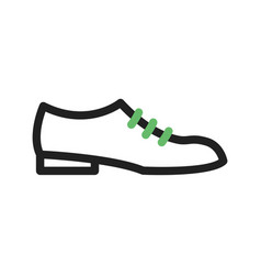 Formal shoes vector