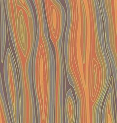 Art wooden texture vector image vector image