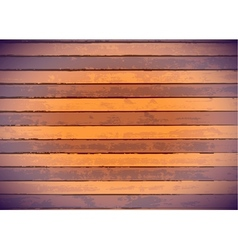 Colored wood panels vector image
