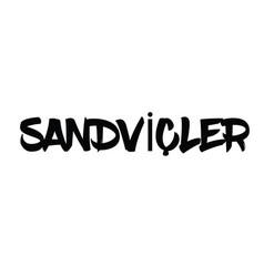 Sandwiches stamp in turkish vector