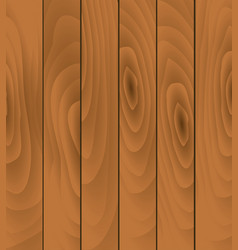 brown wooden planks vector image