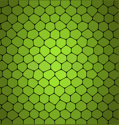 abstract green mosaic pattern abstract background vector image