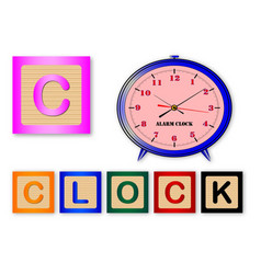 C is for clock vector