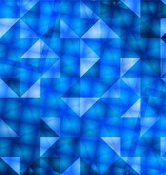 Dark blue reflection abstract background vector image