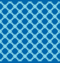 abstract seamless pattern geometric blue vector image