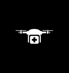 special delivery icon flat design vector image