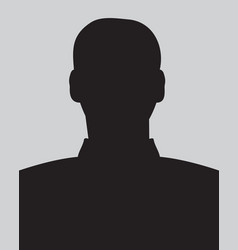 businessman avatar vector image