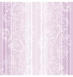gentle pastel striped pattern vector image vector image