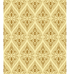 seamless pattern illustration vector image