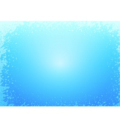 Abstract blue background texture vector image vector image
