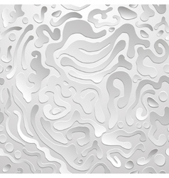 3d abstract pattern vector image