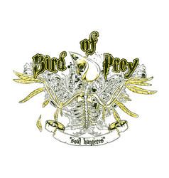 Birds prey vector