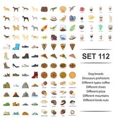 dog breed dinosaur vector image