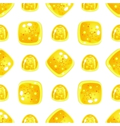 Cute Candy Pattern vector image