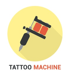 Tattoo Machine vector image