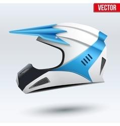 Original Motorcycle Helmet vector
