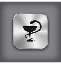 Caduceus Medical Symbol Icon vector image vector image