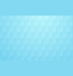 abstract geometric hexagons pattern shape science vector image