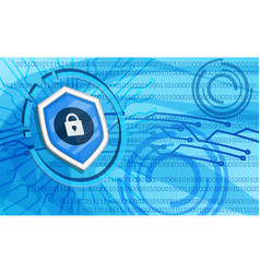 Cyber security2 vector
