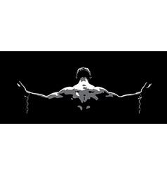 Free man vector image