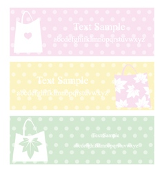 shopping vintage and eps10 vector image