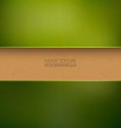cardboard paper textured background vector image vector image