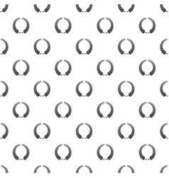 awarding pattern seamless vector image