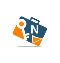Briefcase key document initial n vector