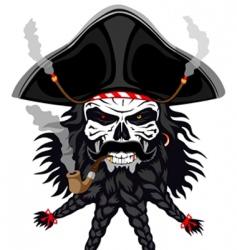 Sea devil vector