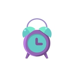 Old-school Alarm Clock vector