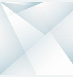abstract geometric white and blue gradients vector image vector image