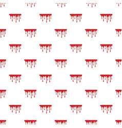 Flowing blood pattern vector