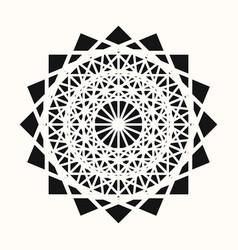 Sacred geometry 0085 vector
