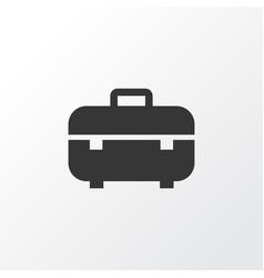 Toolbox icon symbol premium quality isolated vector