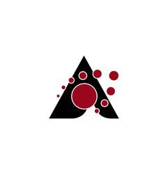 alphabet icon - a vector image