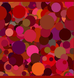 Seamless dot background pattern - graphic from vector