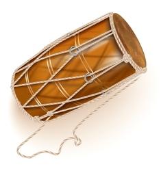 Traditional chau gong tam-tam vector