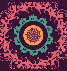 decorative design element vector image vector image