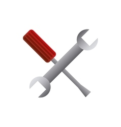 repair tools icon vector image