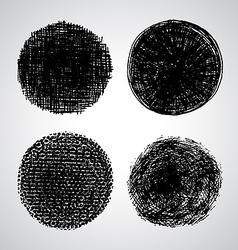 Set Grunge Stamp vector image