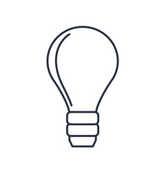 Bulb light electricity creativity idea concept vector