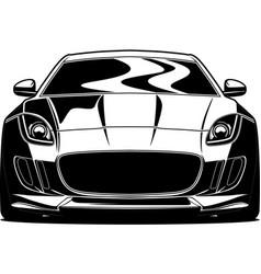 car 11 vector image