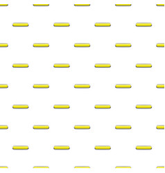 Citron rectangular button pattern vector