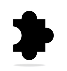 Separate part of the puzzle vector