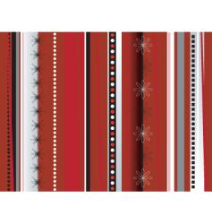 Wrapping paper red vector