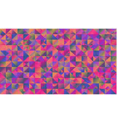 gradient abstract multicolored triangle hd vector image