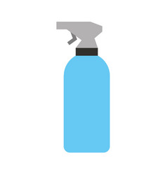 Spray bottle barber product vector