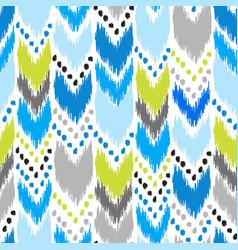 navajo colorful pattern vector image